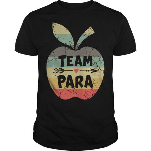 Vintage Apple Team Para