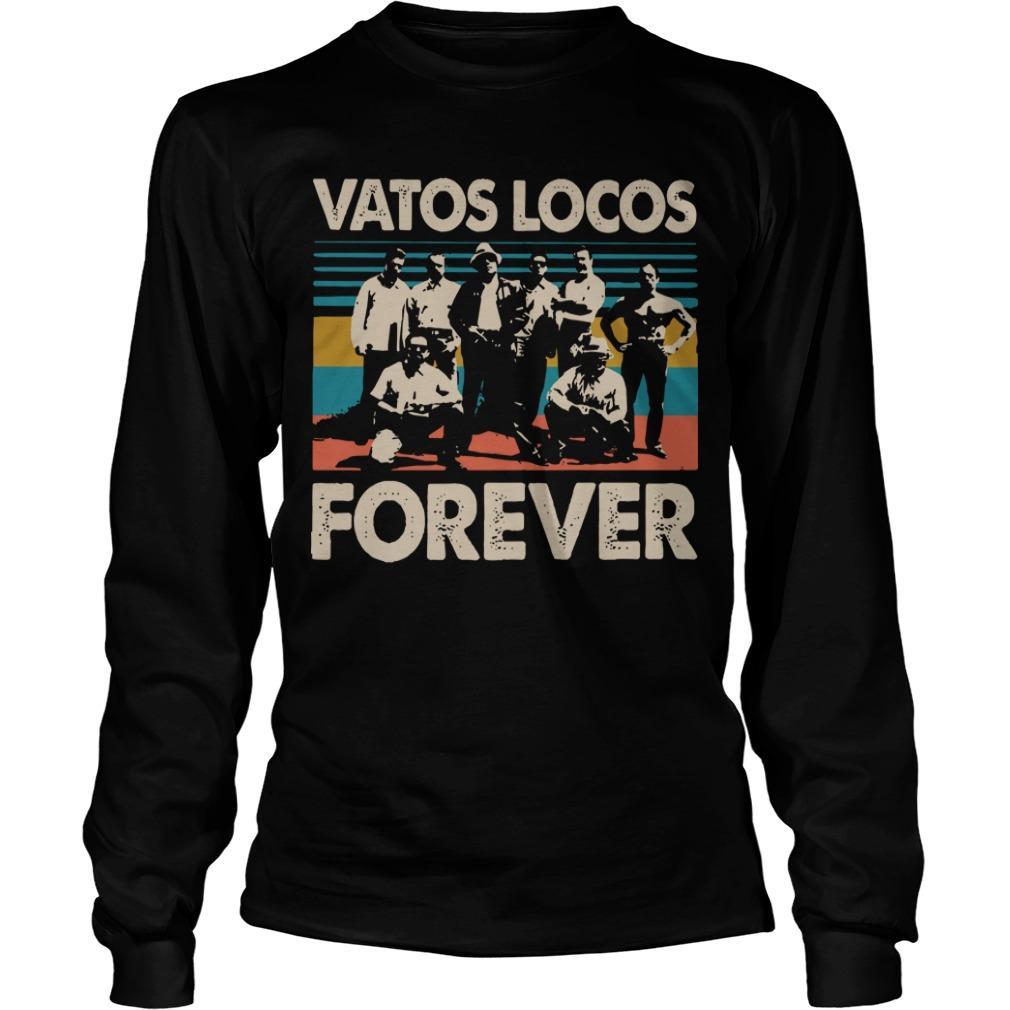 Vintage Vatos Locos Forever Longsleeve