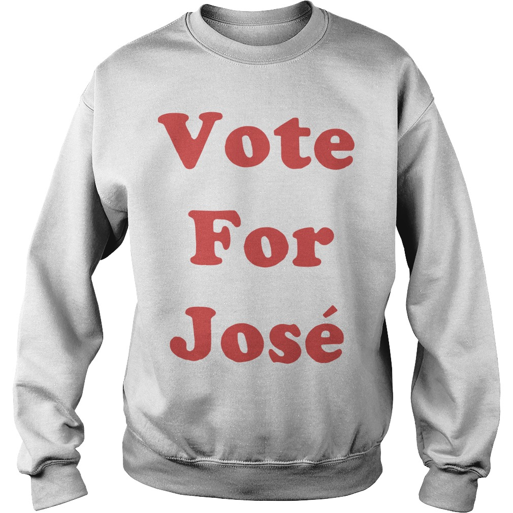 Vote For José Sweater