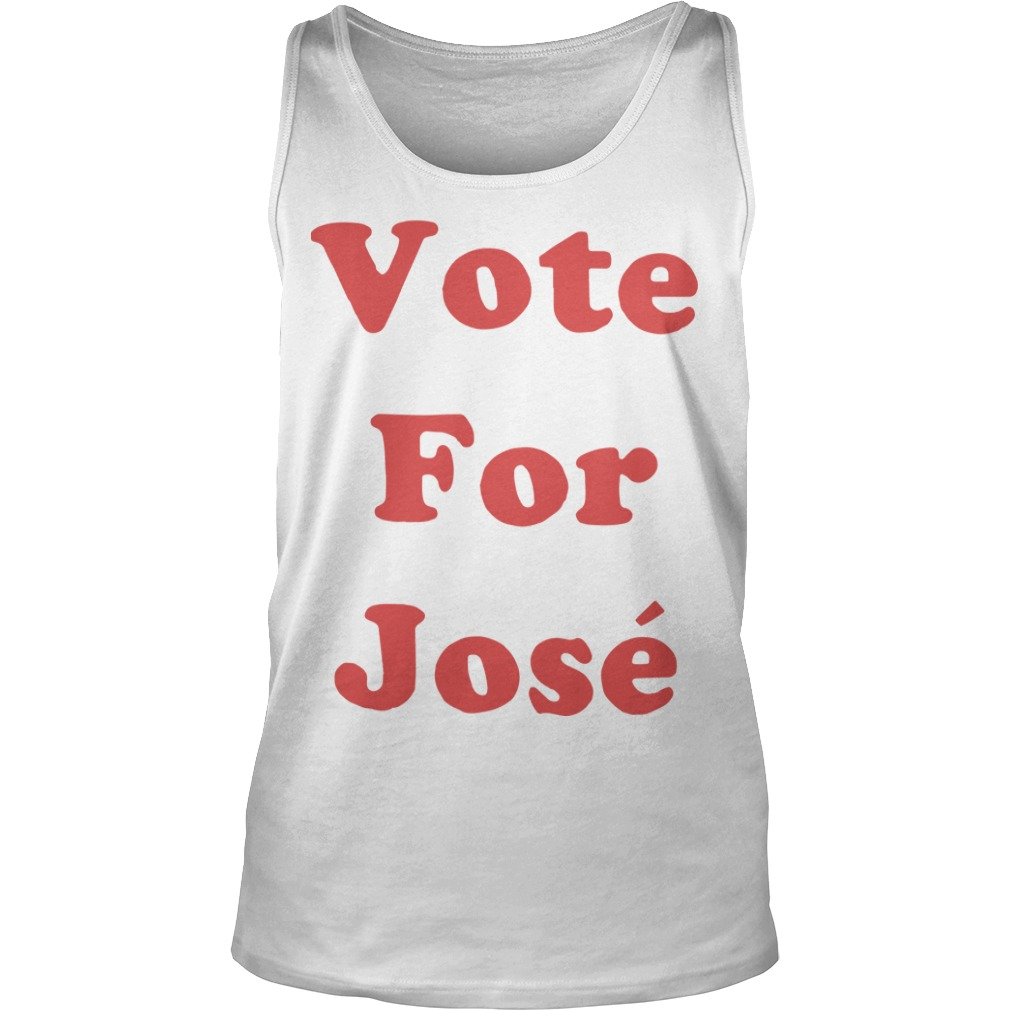 Vote For José Tank Top