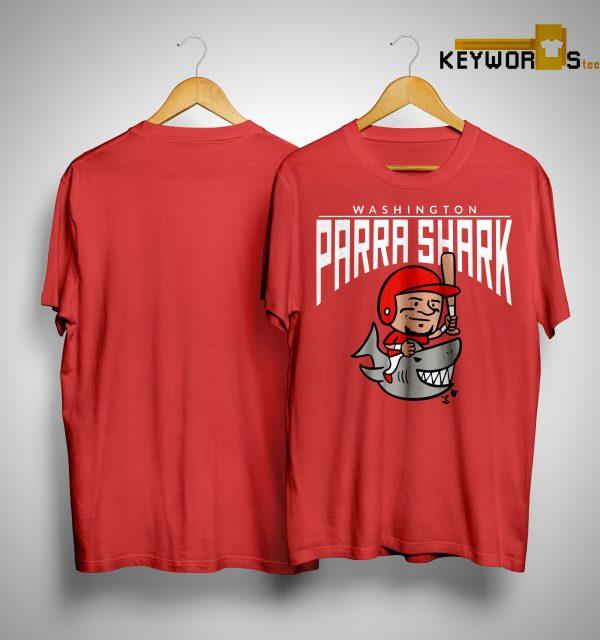 Washington Parra Shark T Shirt