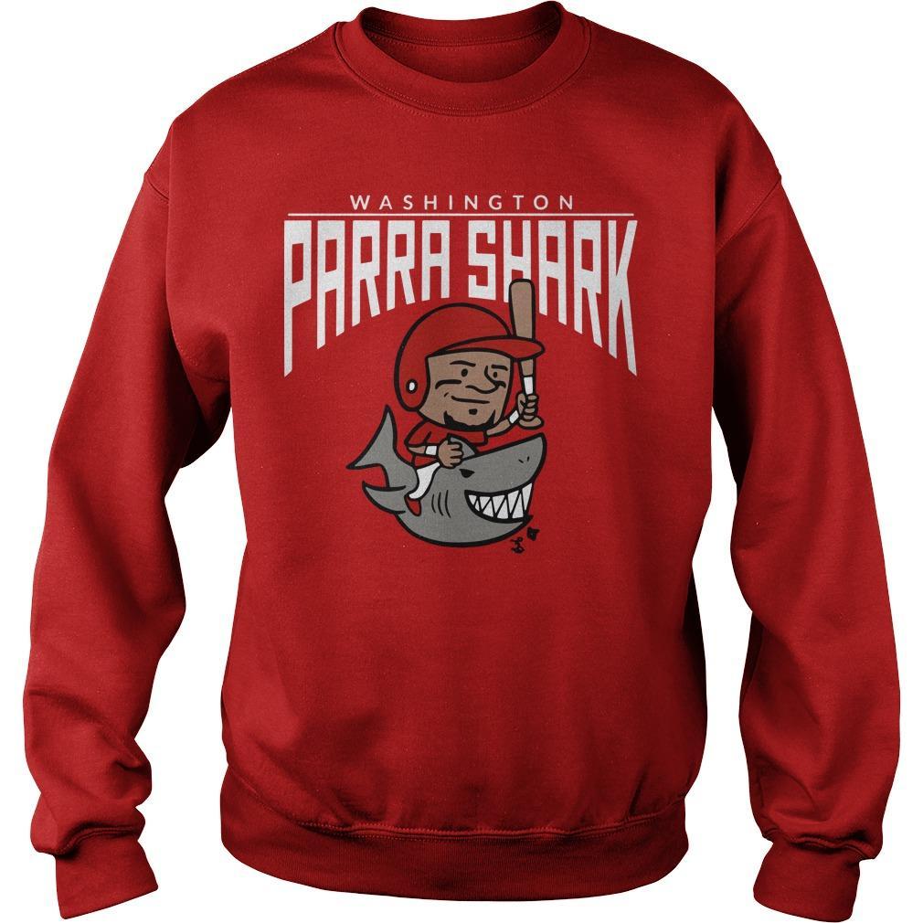 Washington Parra Shark T Sweater