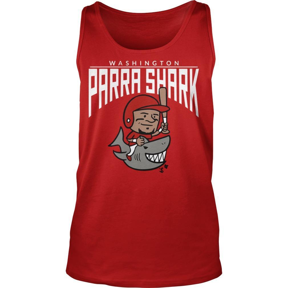 Washington Parra Shark T Tank Top