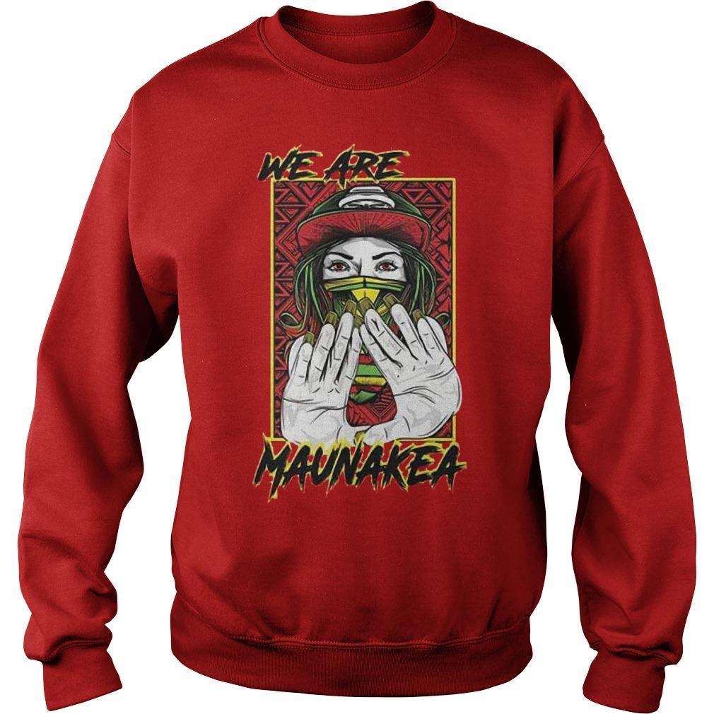 We Are Mauna Kea Sweater