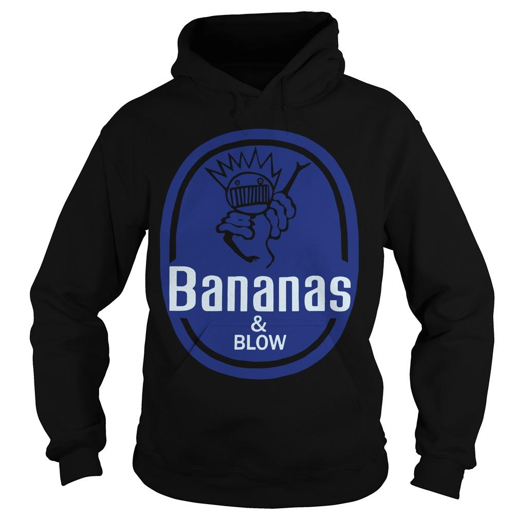 Ween Boognish Bananas And Blow Hoodie