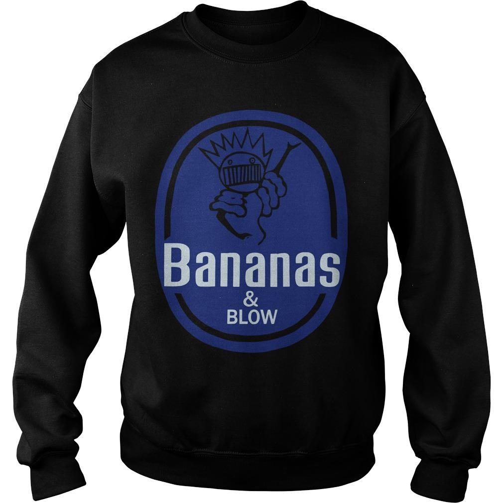 Ween Boognish Bananas And Blow Sweater