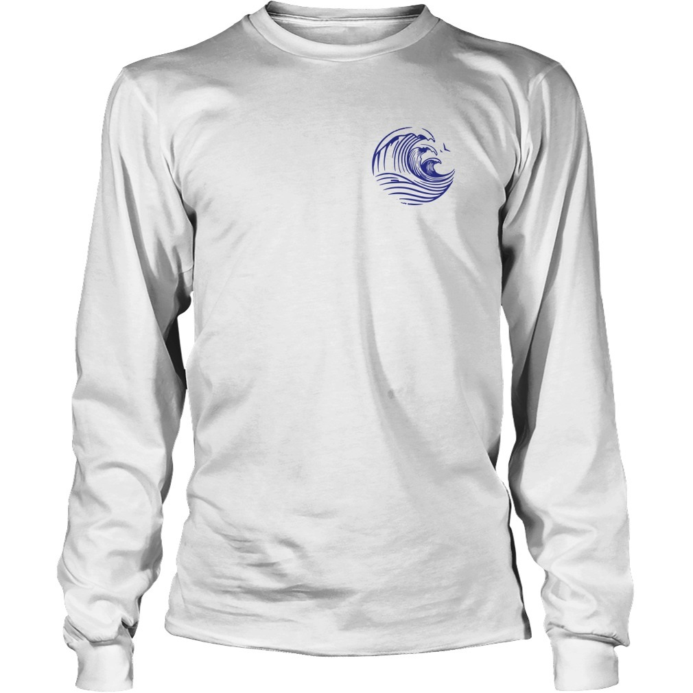 White Claw Wasted Longsleeve Tee