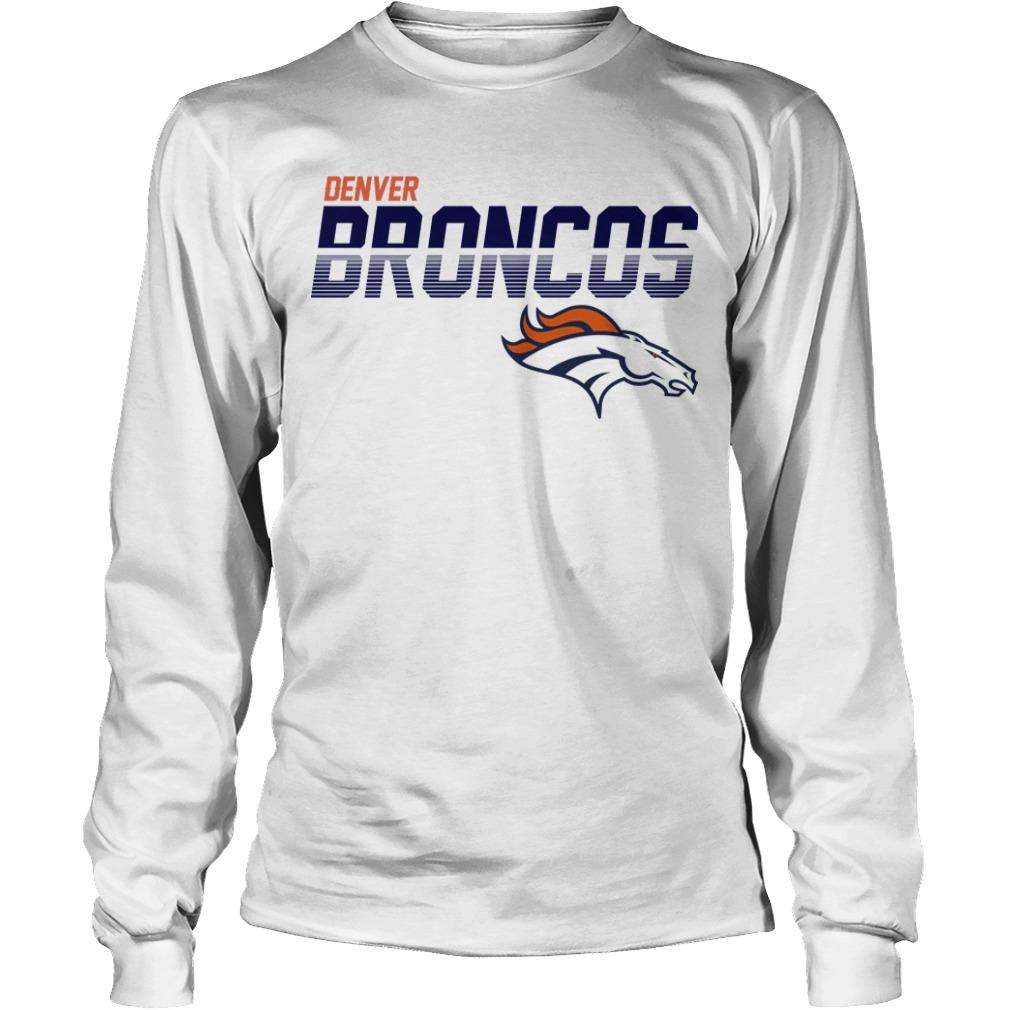2019 Hall Of Fame Game Denver Broncos T Longsleeve