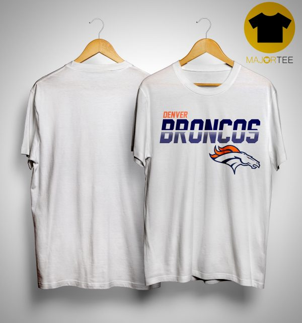 2019 Hall Of Fame Game Denver Broncos T Shirt