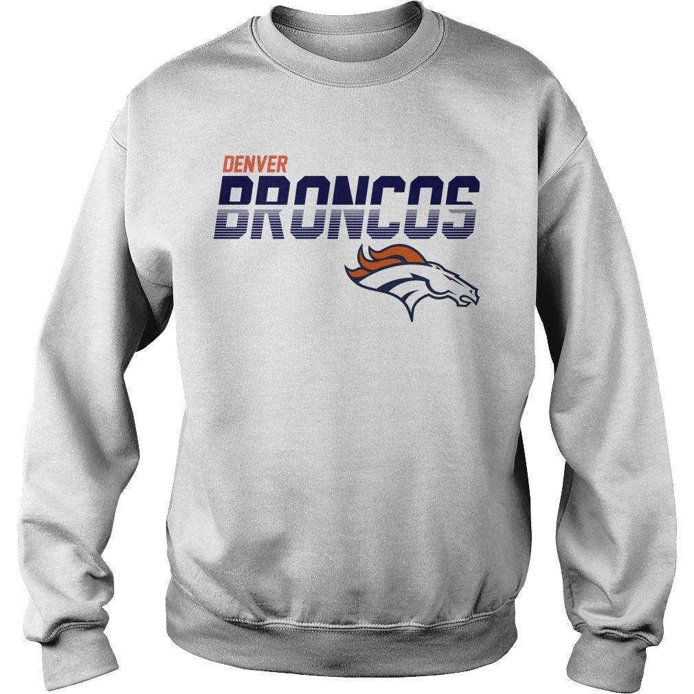 2019 Hall Of Fame Game Denver Broncos T Sweater