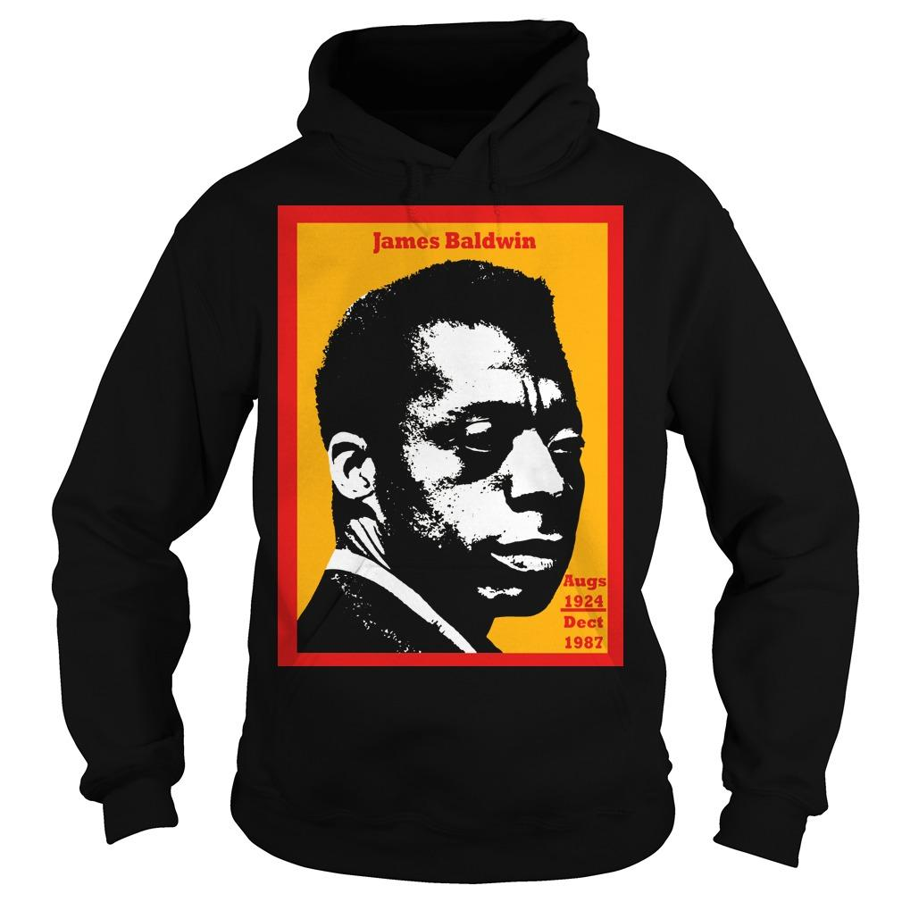 95th Birthday James Baldwin Hoodie