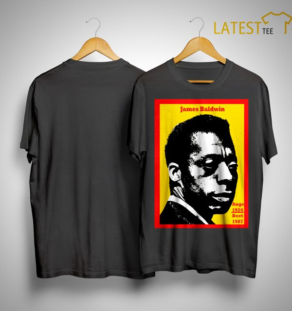 95th Birthday James Baldwin Shirt