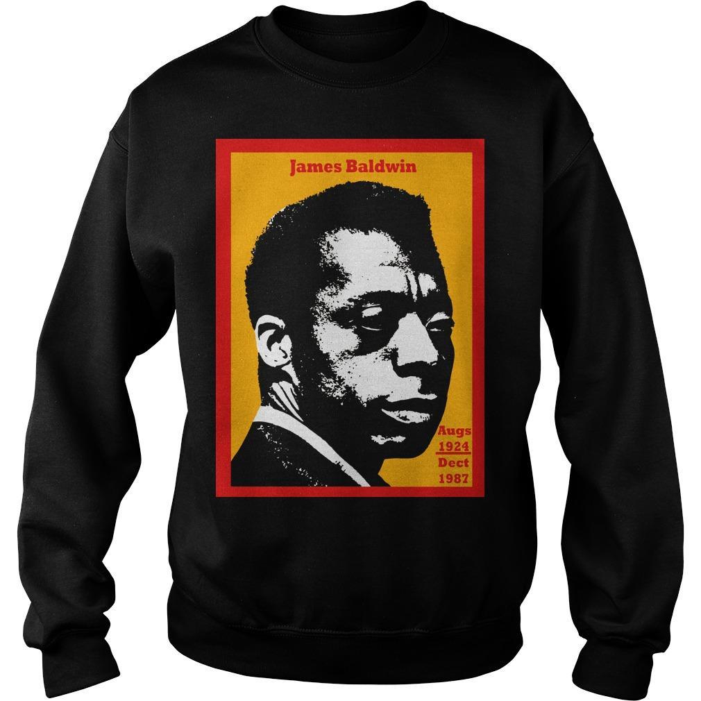 95th Birthday James Baldwin Sweater