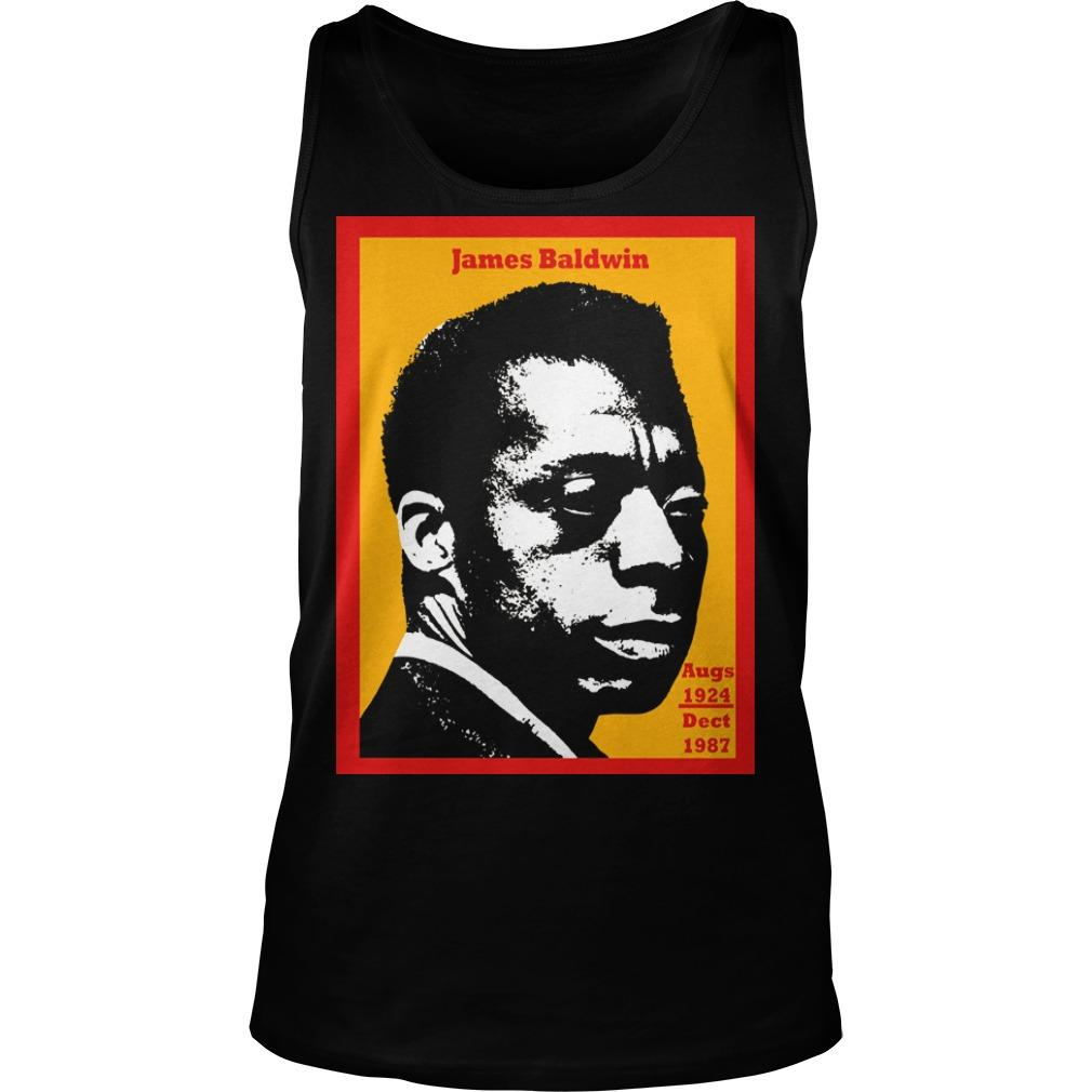 95th Birthday James Baldwin Tank Top