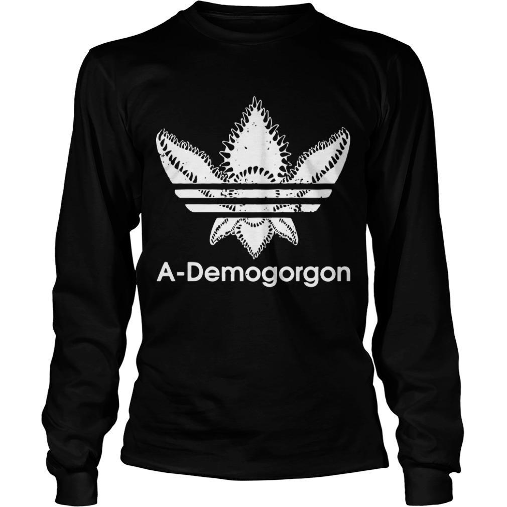Adidas A Demogorgon Longsleeve