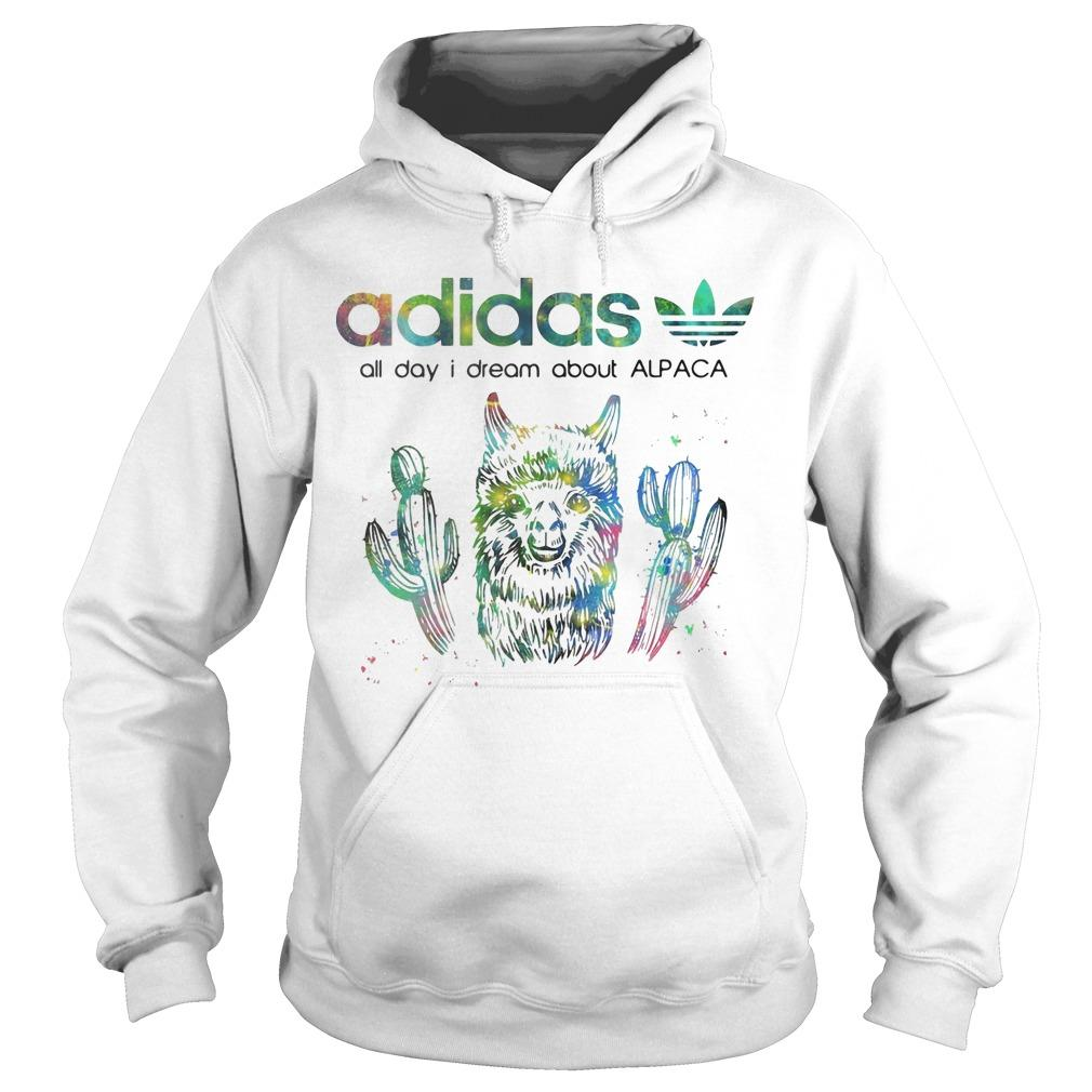 Adidas All Day I Dream About Alpaca Hoodie