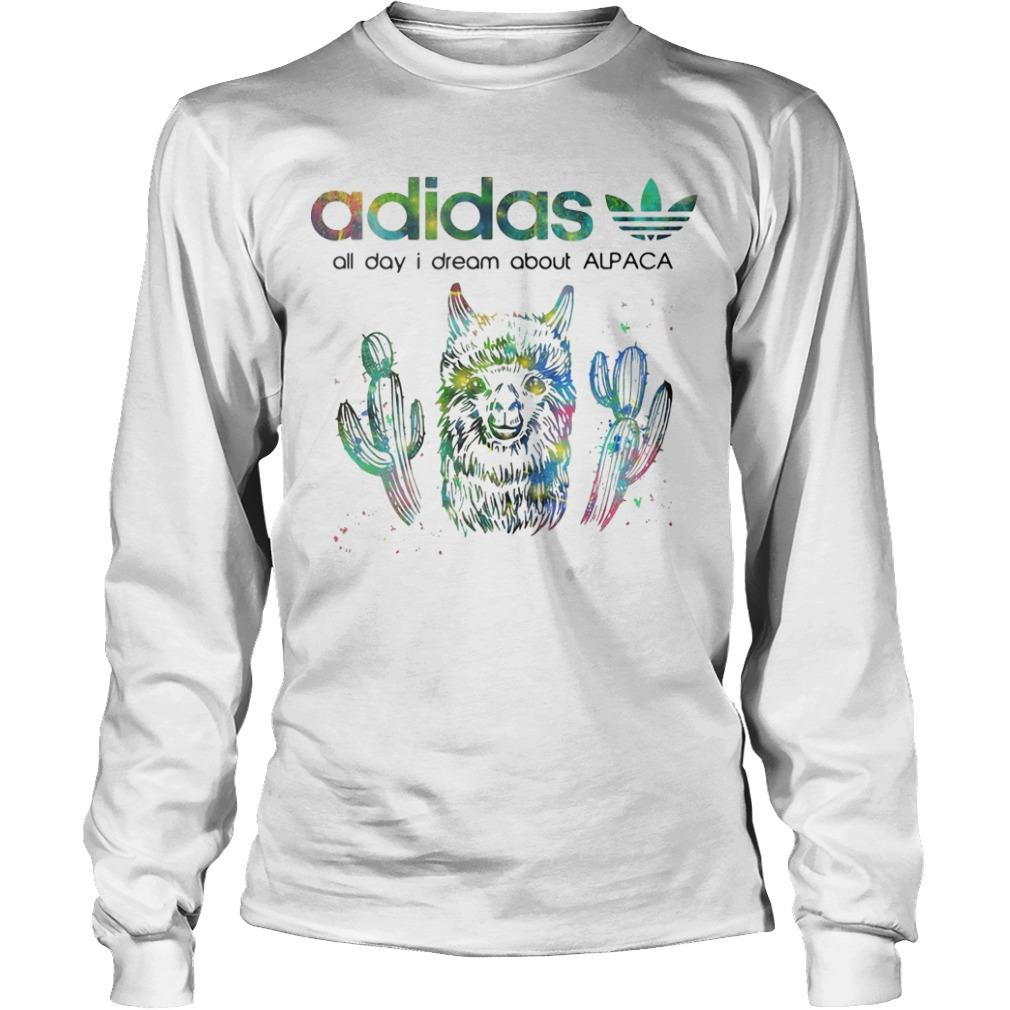 Adidas All Day I Dream About Alpaca Longsleeve