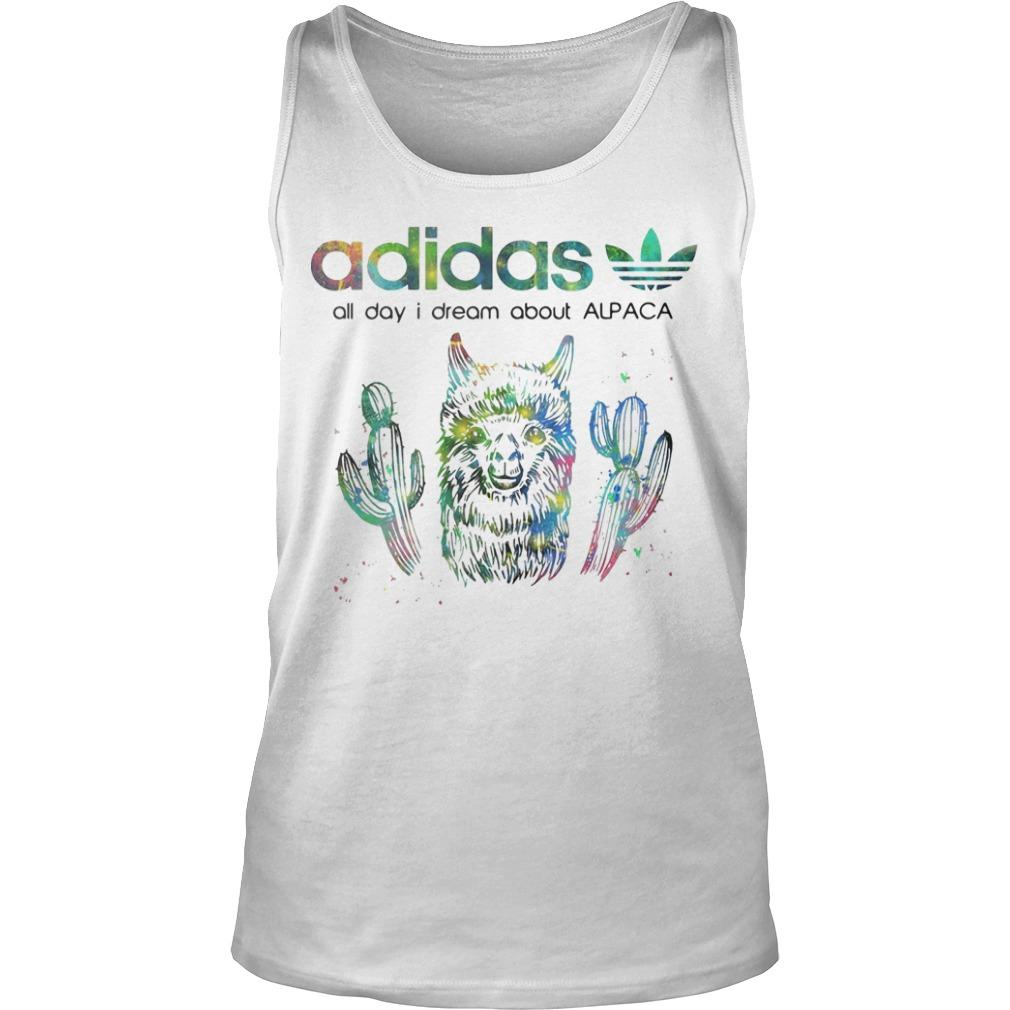 Adidas All Day I Dream About Alpaca Tank Top