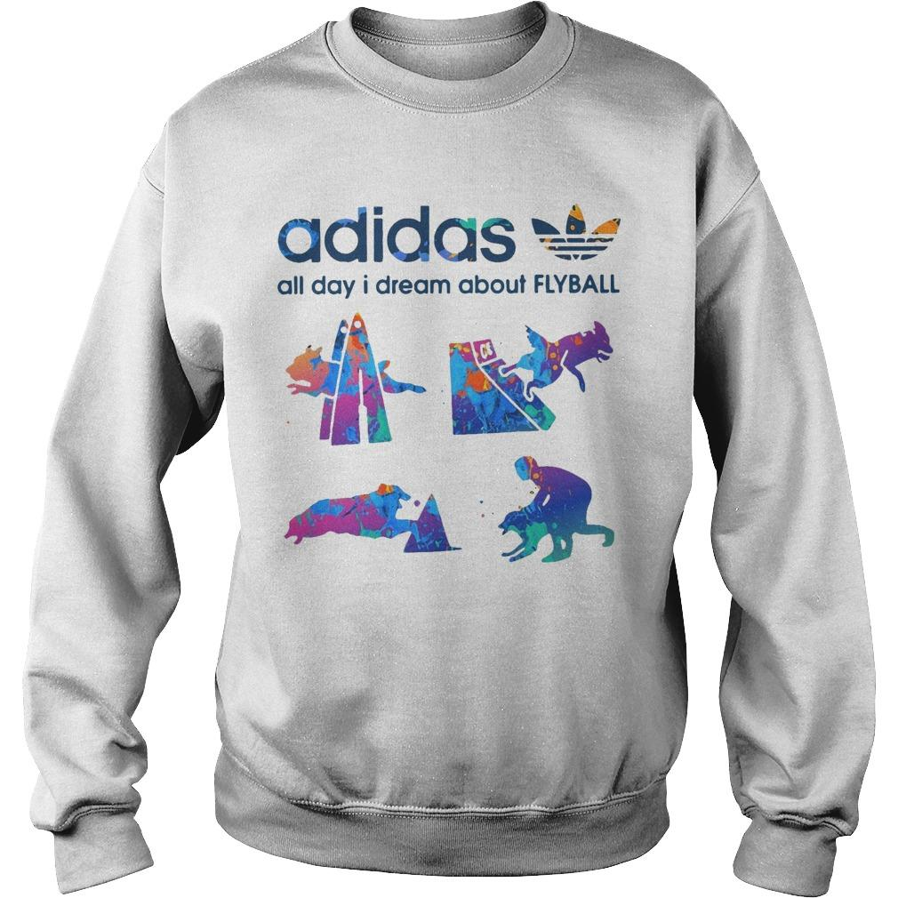 Adidas All Day I Dream About Flyball Sweater
