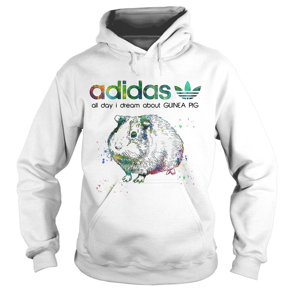Adidas All Day I Dream About Guinea Pig Hoodie