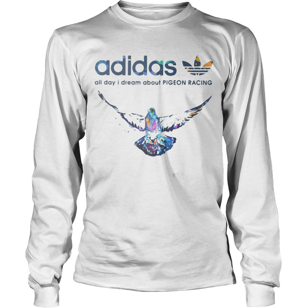 Adidas All Day I Dream About Pigeon Racing Longsleeve