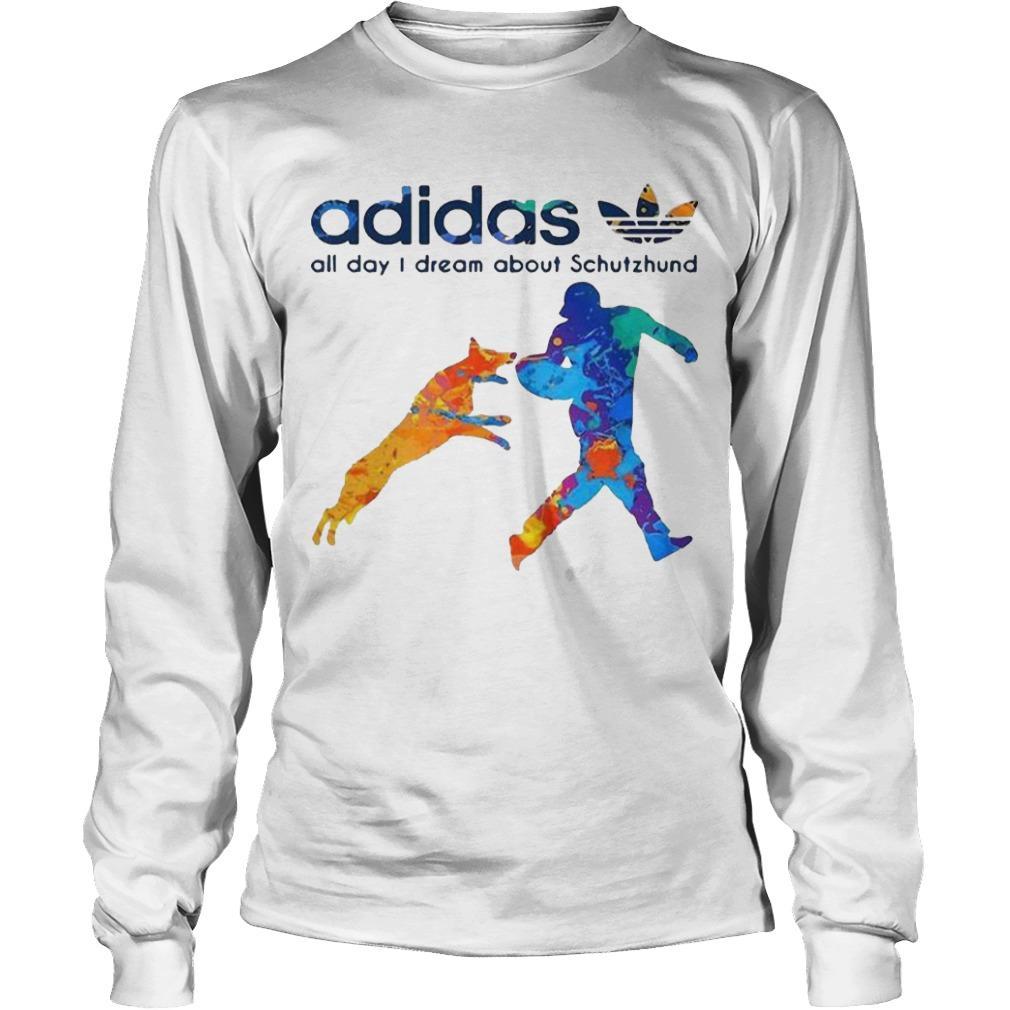 Adidas All Day I Dream About Schutzhund Longsleeve