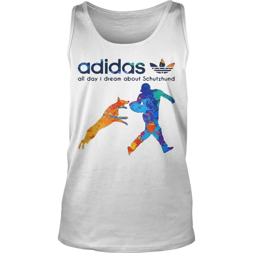 Adidas All Day I Dream About Schutzhund Tank Top