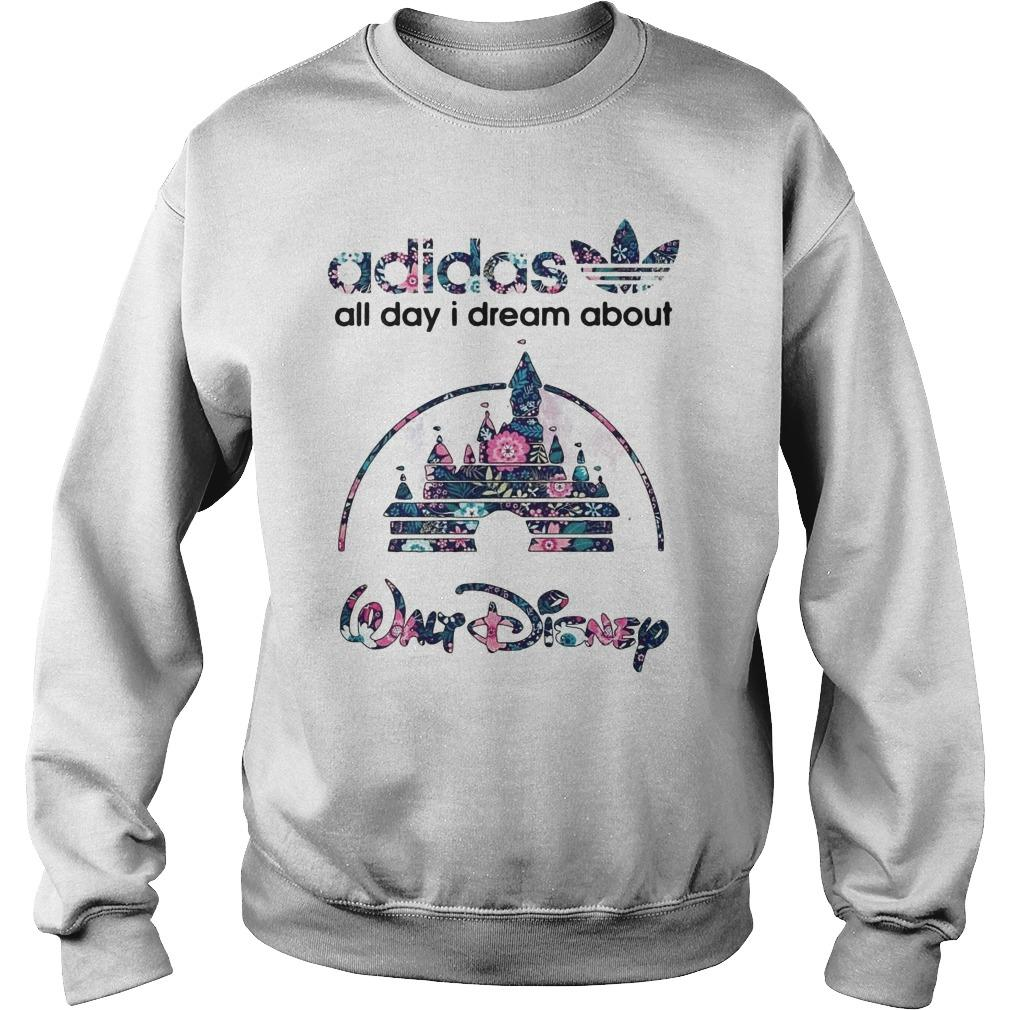 Adidas All Day I Dream About Walt Disney Sweater