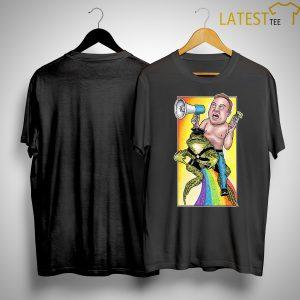 Alex Jones And Magic Gay Frog Shirt