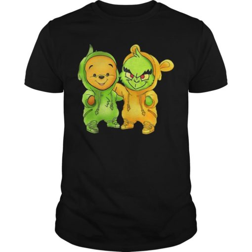 Baby The Grinch And Pooh