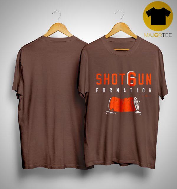 Baker Mayfield Shotgun Shirt