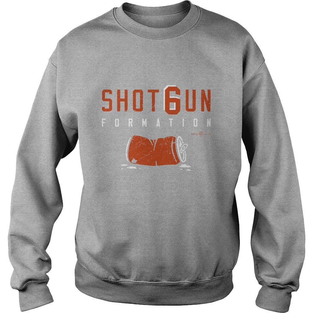 Baker Mayfield Shotgun Sweater