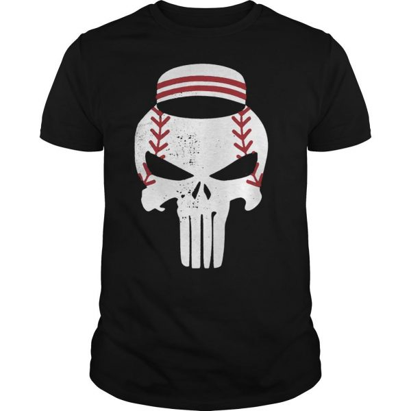 Baseball Punisher Shirt