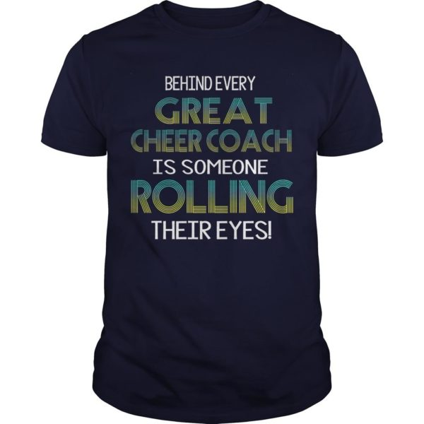 Behind Every Great Cheer Coach Is Someone Rolling Their Eyes