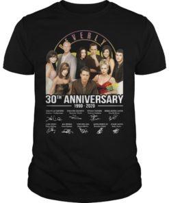 Beverly Hills 30th Anniversary 1990 2020 Signature