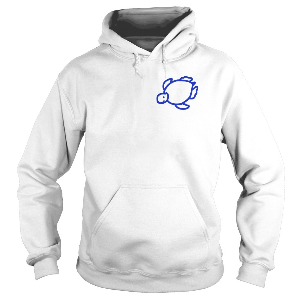 Blue Whale Endangered 2019 Hoodie