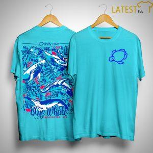 Blue Whale Endangered 2019 Shirt