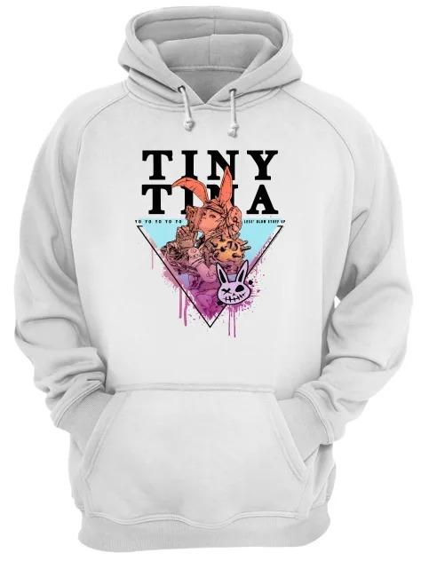 Borderlands 3 Tiny Tina Yo Yo Yo Yo Yo Less' Blow Stuff Up Hoodie