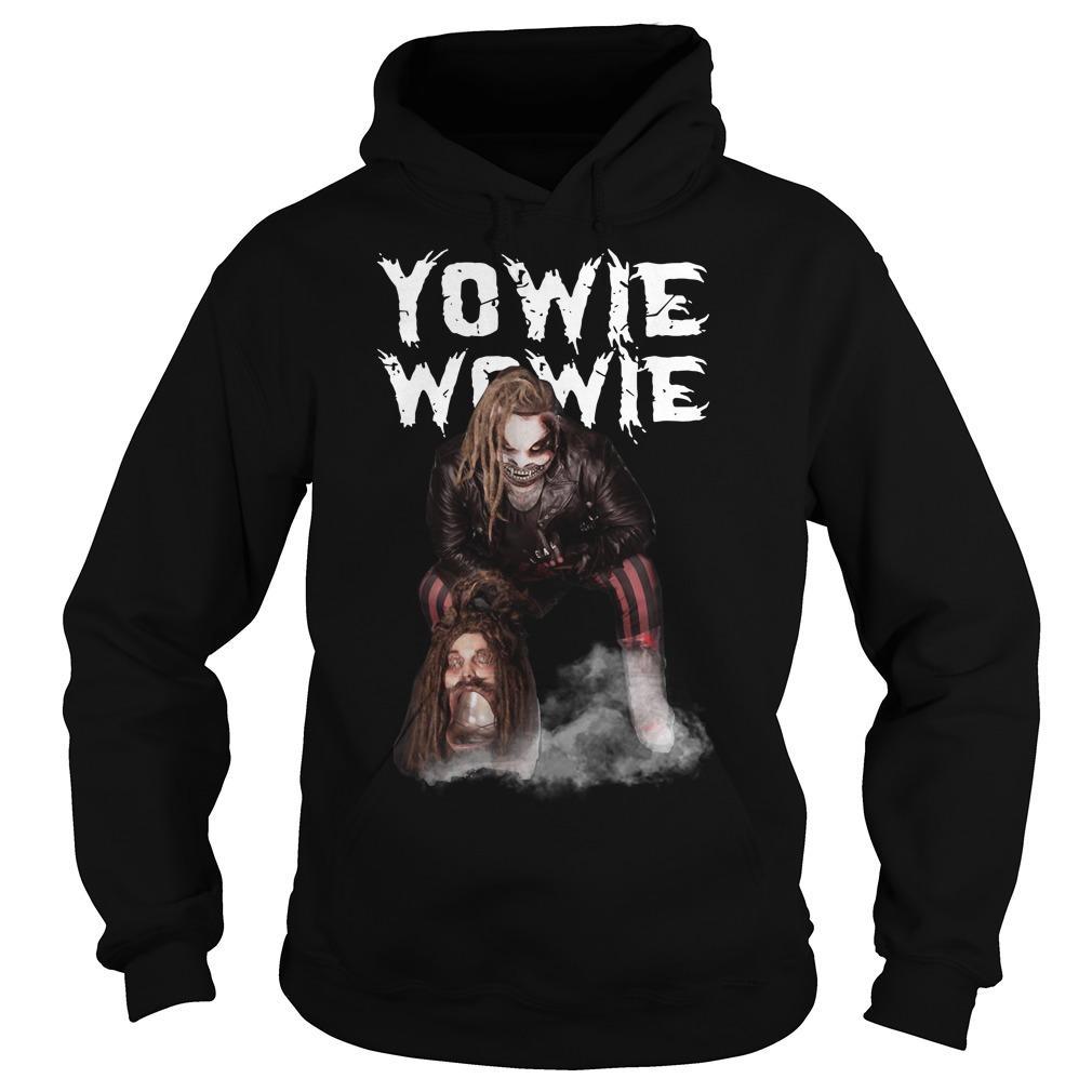 Bray Wyatt Yowie Wowie Hoodie