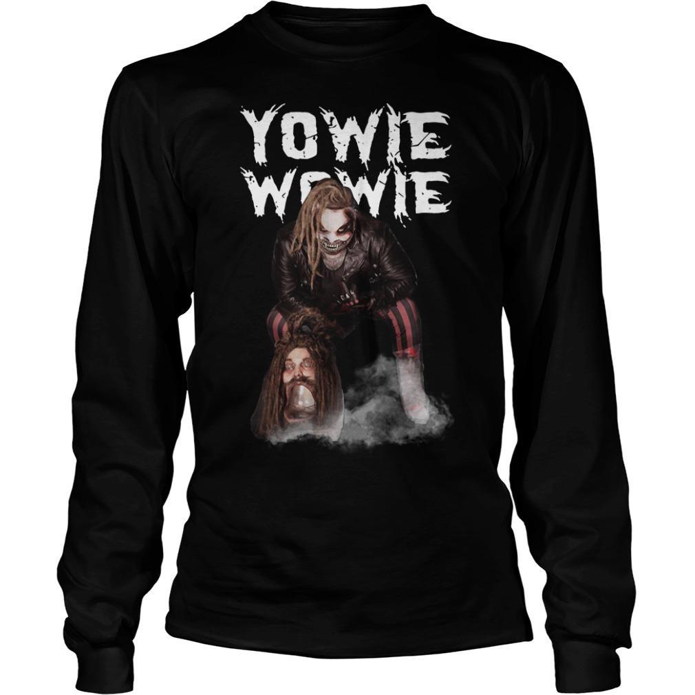 Bray Wyatt Yowie Wowie Longsleeve
