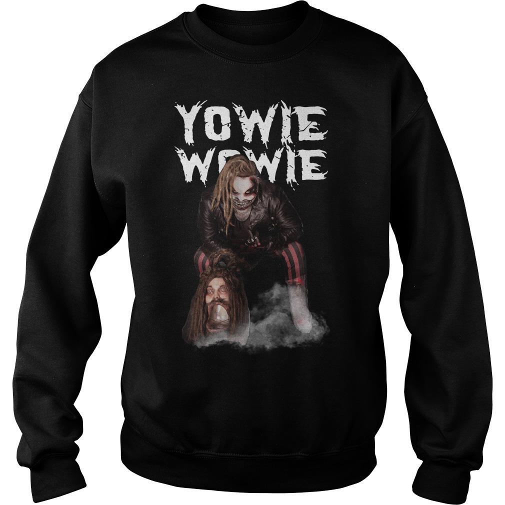 Bray Wyatt Yowie Wowie Sweater