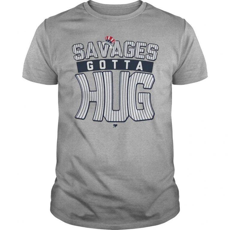 Cameron Maybin Savages Gotta Hug