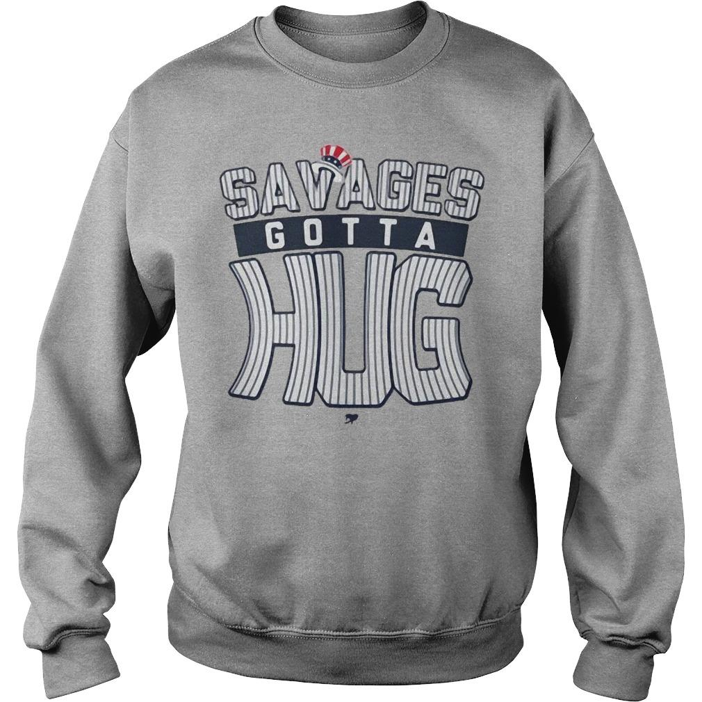 Cameron Maybin Savages Gotta Hug Sweater