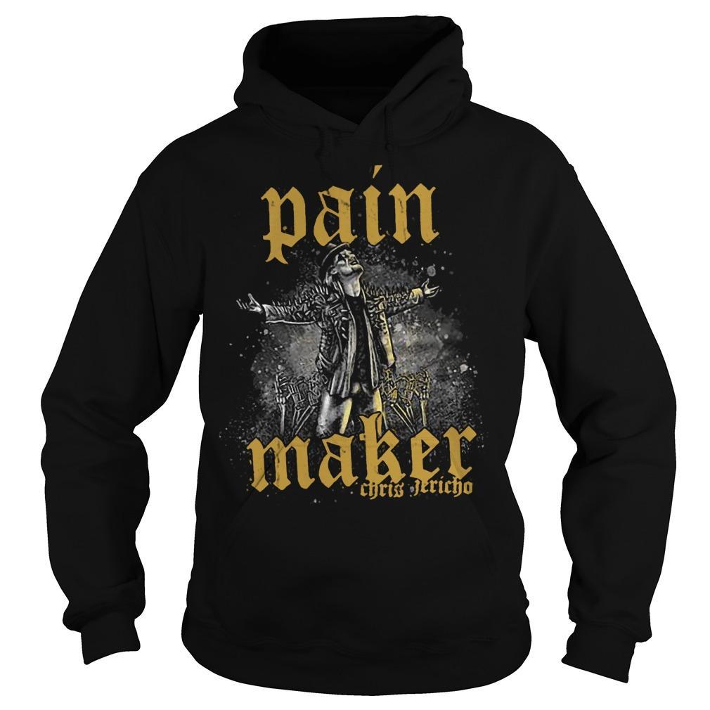 Chris Jericho Pain Maker Hoodie