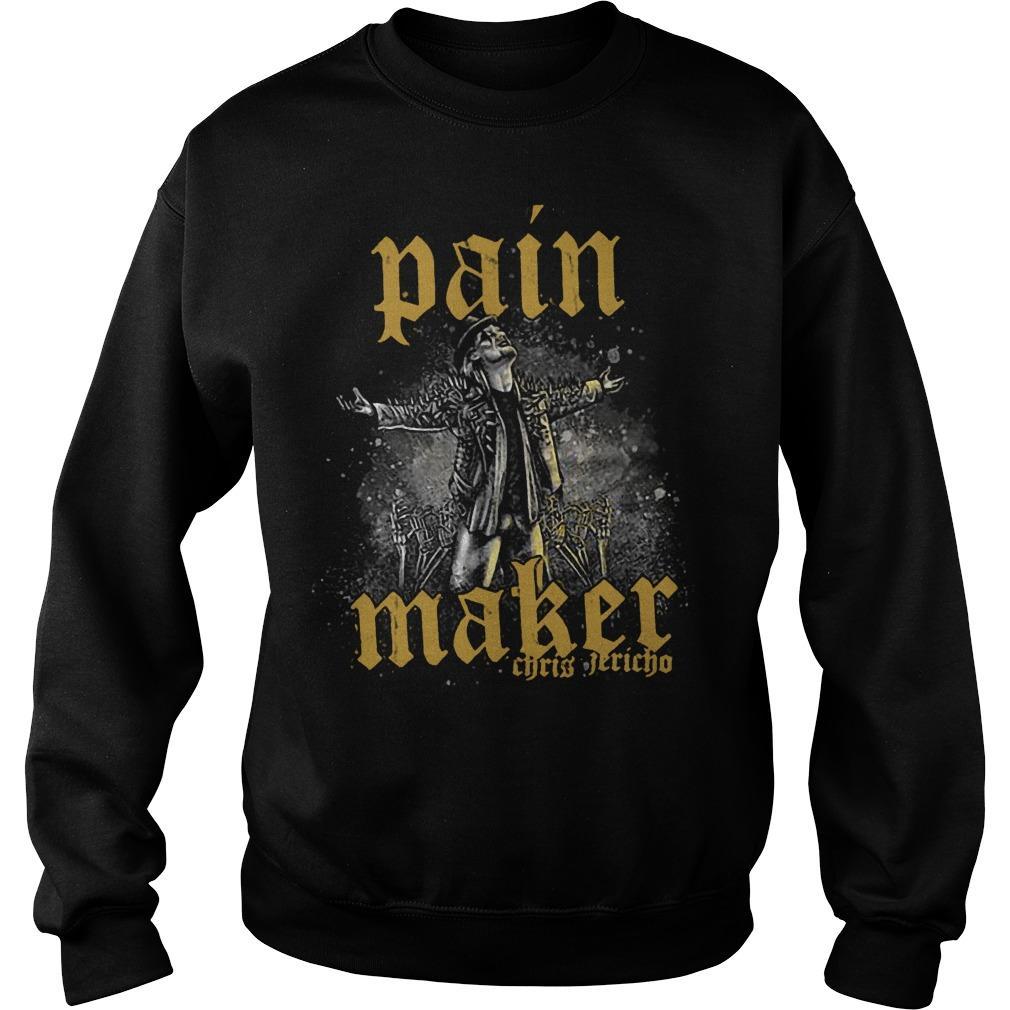 Chris Jericho Pain Maker Sweater