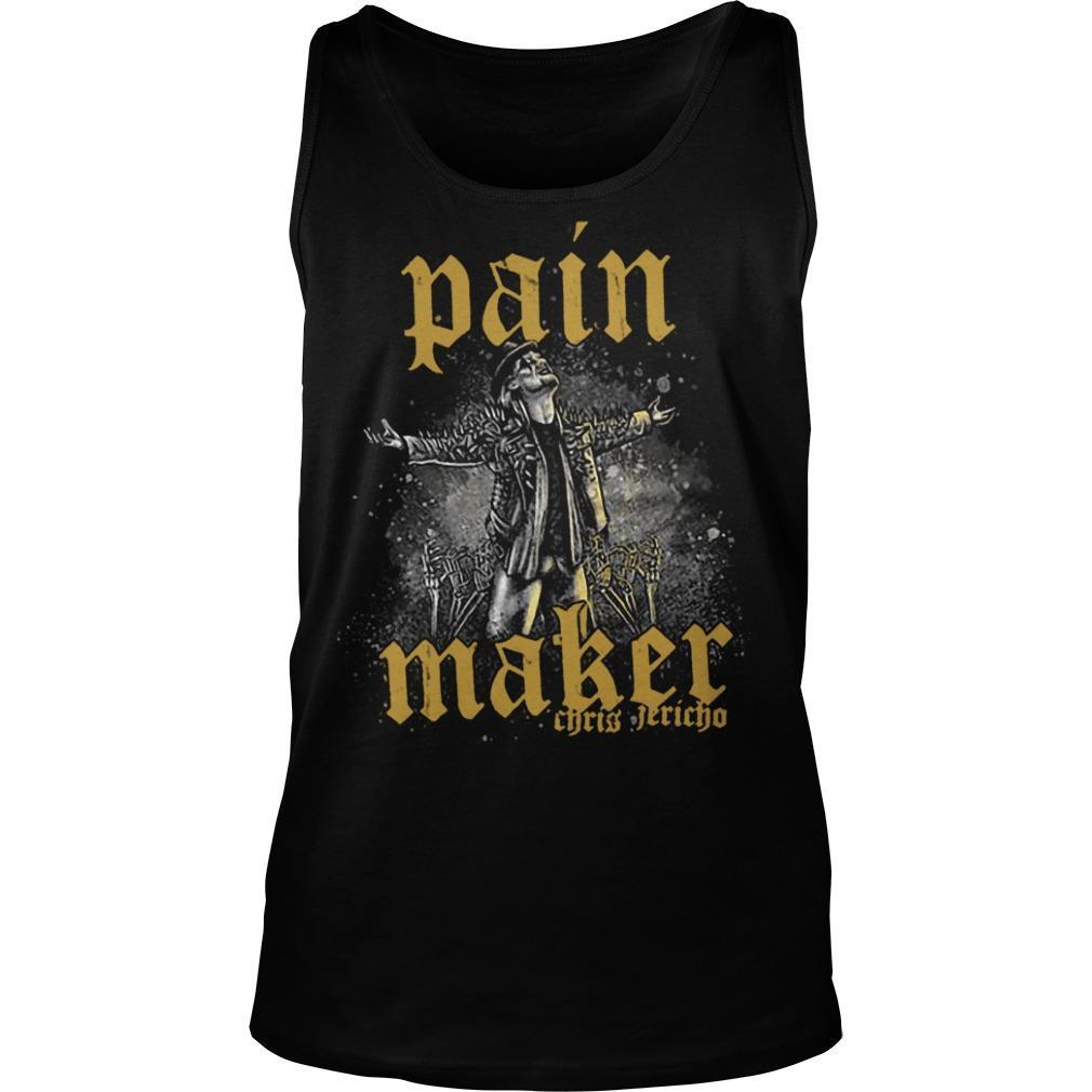 Chris Jericho Pain Maker Tank Top