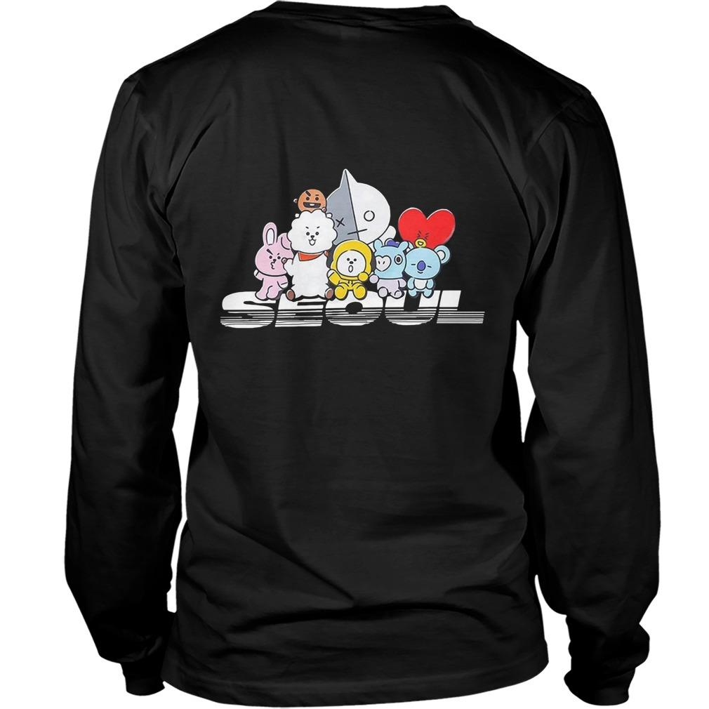 City Collection BT21 Seoul Longsleeve