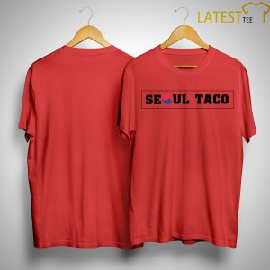 Clark Atlanta University Seoul Tacos Shirt