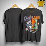 Cleveland Baseball Football Split Shirt.jpg