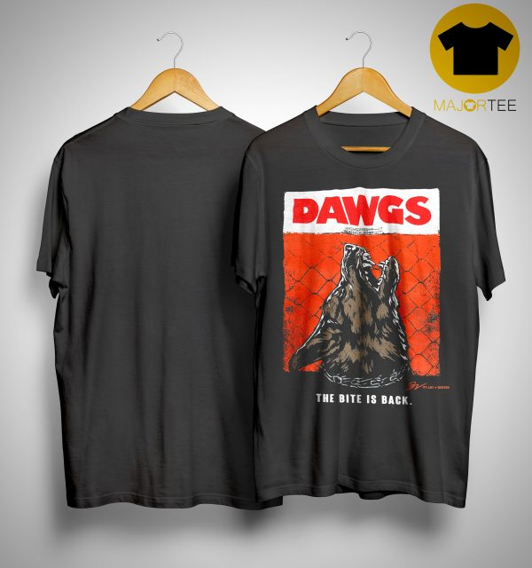 Cleveland Dawgs The Bite Is Back Shirt